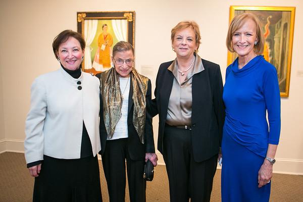 NMWA Legacy of Women Leaders PRESS Gallery (3.16.14)