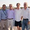 IMG_1033 Steven Elson, Stuart Stern, Scott Lichtman and Jonathan Tunik