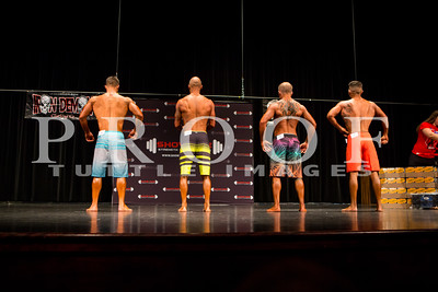FINALS mens physique novice short noba oct 2016-2