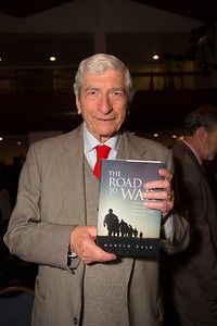 Marvin Kalb, author of The Road to War