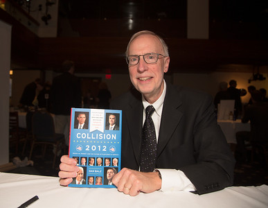 "Dan Balz, author of ""Collision 2012"""