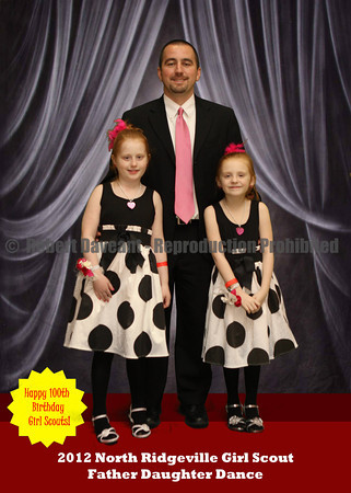 2012 Girl Scout Dance