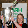 Image features Mary Galvin proudly holding up the Liam MacCarthy Cup. Photograph: Margaret Brown<br /> <br /> The National Rehabilitation Hospital in conjunction with members of the Gardai organised a St. Valentine's Ball on the 15th Febraury 2014 in Fitzpatrick Castle Killiney to raise much needed funds for the Speech and Language Therapy and Medical Social Work Department.<br /> On the night there was a champagne reception, followed by a three course meal with complimentary wine. This was followed by music from 'Men In Black'- Ireland's Most Entertaining Events Band. Fantastic prizes were to be won on the night in the raffle and local Auctioneer Seán Buckley took charge of the Auction with many exciting prizes.