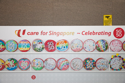 NTUC Day 1 SG50 Celebrations