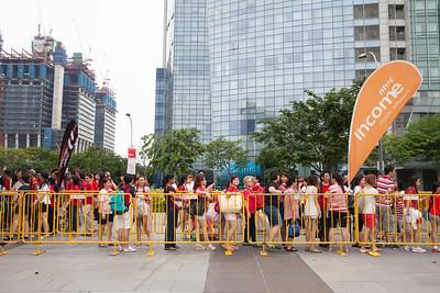 NTUC Day 4 celebrations @ Promontory Marina Bay Singapore