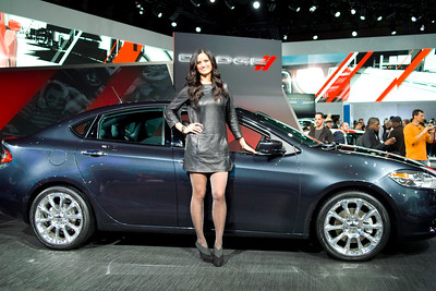 NY Autoshow '12