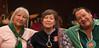 Francis Roy, Elain Patton and Charlie Patton