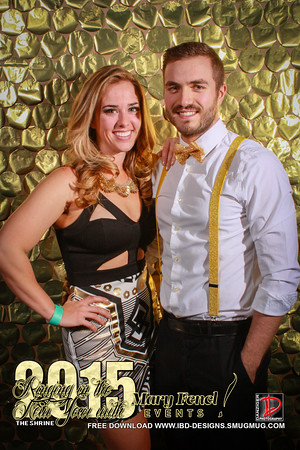 NY2015 at the Shrine Tulsa by Mary Fencl Events 12-31-14