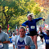 Elation at the Finish, NYC Marathon