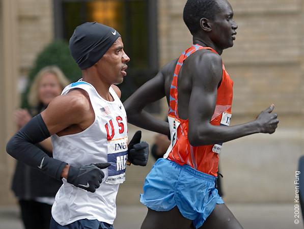NYC Marathon 2003-2011