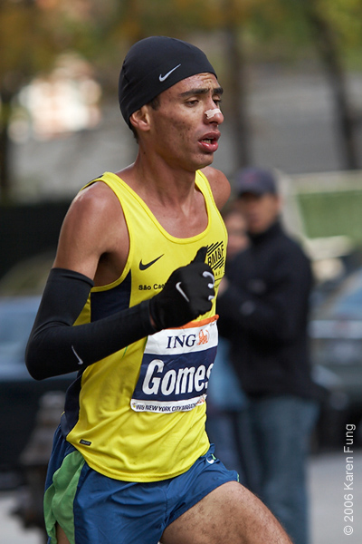 2006: Marilson Gomes dos Santos, the Men's champion
