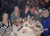 Jodi, Robin, Maria, Pat and I at Barbounia