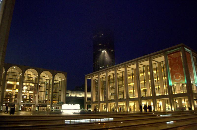 NY Ballet at Lincoln Ctr