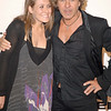 Oct. 10th, 2008,Diesel xXx-30th anniversary celebration ,<br /> RENZO ROSSO and his daughter ALESSIA, Arrive at the celebration<br /> (Credit Image: © Chris Kralik/KEYSTONE Press)