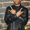Dec. 2nd, 2008, New York City,<br /> Darryl McDaniels of RUN/DMC<br /> attends the Rock and Roll Hall of Fame Annex Opening Gala<br /> (Credit Image: © Chris Kralik/KEYSTONE Press)