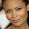 "Oct. 14th, 2008, ""W."" The World Premiere,<br /> THANDIE NEWTON  <br /> On the Red Carpet<br /> (Credit Image: © Chris Kralik/KEYSTONE Press)"