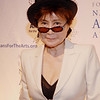 Oct. 6th, 2008 National Arts Awards,<br /> YOKO ONO,Kitty Carlisle Hart Award for Outstanding Contributions to the Arts<br /> (Credit Image: © Chris Kralik/KEYSTONE Press)