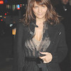 "Dec. 8th, 2008, New York City,<br /> The captivating Helena Christensen<br /> The Cinema Society and Entertainment Weekly Host <br /> Darren Aronofsky's ""The Wrestler""<br /> (Credit Image: © Chris Kralik/KEYSTONE Press)"