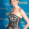 Sept. 26th, 2008 - New York, NY, USA - 46th annual New York Film Festival,<br /> ANNE HATHAWAY on the red carpet<br /> (Credit Image: © Chris Kralik/KEYSTONE Press)
