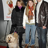 "Dec. 17th, 2008, New York City,<br /> Renegade actor Denis Leary, his wife Ann Lembeck Leary, daughter Devin and family mascot Daphne<br /> attend the Tribeca Cinema Series Screening of ""Marley & Me""<br /> (Credit Image: © Chris Kralik/KEYSTONE Press)"