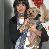 "Dec. 17th, 2008, New York City,<br /> Adorable Alison Becker with Dignan<br /> attends the Tribeca Cinema Series Screening of ""Marley & Me""<br /> (Credit Image: © Chris Kralik/KEYSTONE Press)"