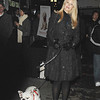 "Dec. 17th, 2008, New York City,<br /> The disarmingly gorgeous Beth Ostrosky Stern and her English Bulldog<br /> Bianca Romijn Stamos<br /> attend the Tribeca Cinema Series Screening of ""Marley & Me""<br /> (Credit Image: © Chris Kralik/KEYSTONE Press)"