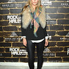 Dec. 2nd, 2008, New York City,<br /> Model Elsa Hosk<br /> attends the Rock and Roll Hall of Fame Annex Opening Gala<br /> (Credit Image: © Chris Kralik/KEYSTONE Press)