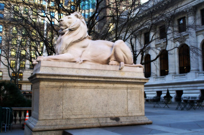 New York Public Library. Leo.