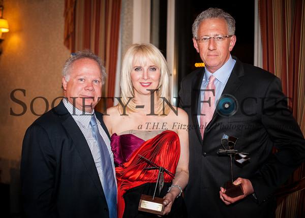 Gary Springer, Sara Herbert Galloway, Barry Klarberg