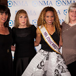 Lucia Hwong Gordon, Lynn Bozof, Daisi Sepulveda (Mrs. Ethnic World International 2012), Lori Buher