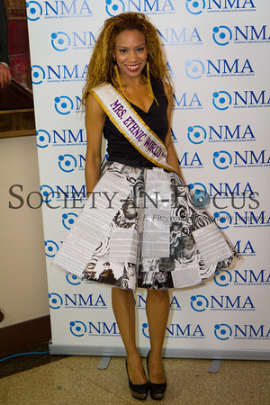 Daisi Sepulveda (Mrs. Ethnic World International 2012)