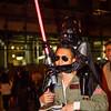 Top Gun Pilot and Darth Vader