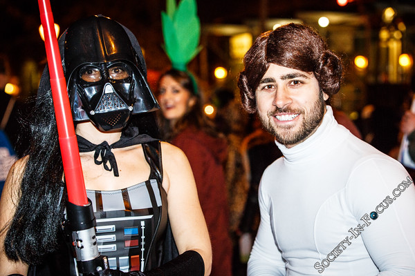 Darth Vader, Princess Leia