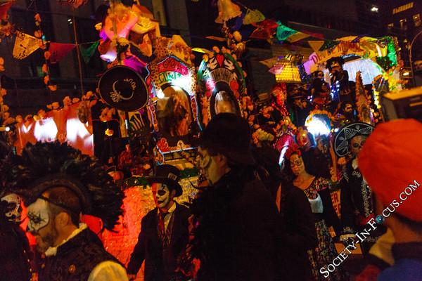 La Calaca Festival Dia de Muertos