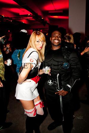 Social Life Magazine Halloween Bash-Skylight Soho-West Soho-NY-Society In Focus-Event Photography-49