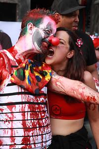 New York Zombie Crawl (June 2013)