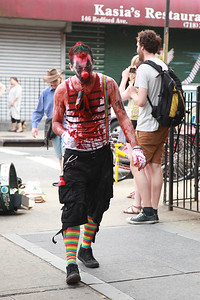 New York Zombie Crawl (June 2013)