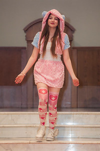 Miss Candyholic: Sarah Wallach