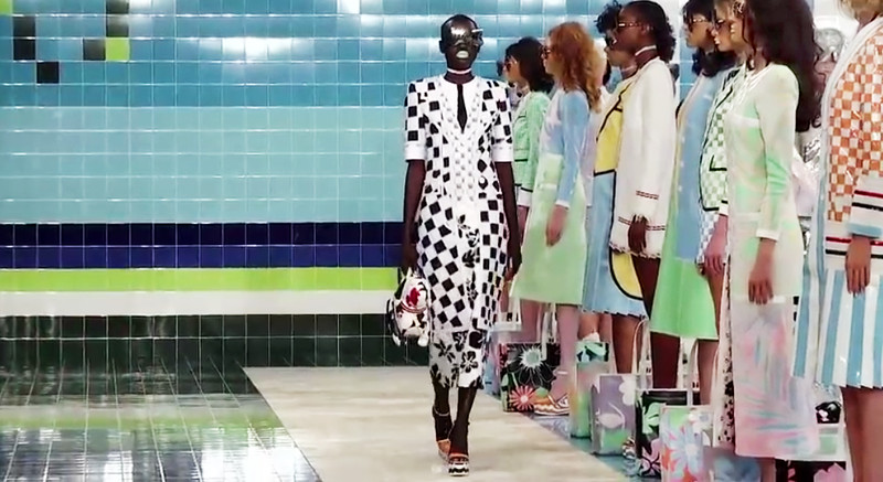 NYFW Designer: Thom Browne 2017 Collection