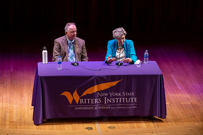 April 24, 2018 - New York State Writers Institute welcomes Cokie Roberts