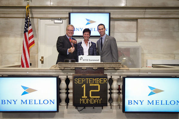 Bank of New York Mellon 9.12.11