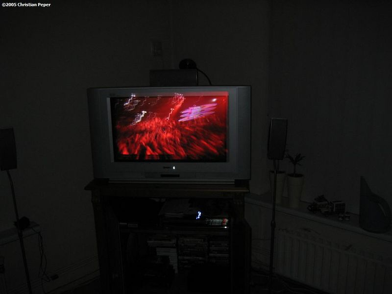 Pre party fun with the Tiësto in Concert 2004 DVD