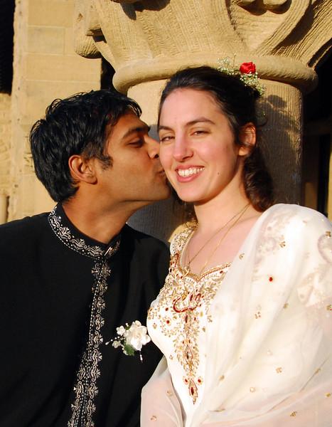 Nadia & Abhi's Wedding (Dec. 20th, 2008)