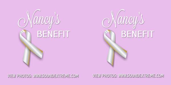 Nancy's Benefit 9-10-17