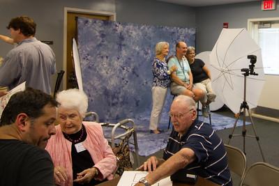 Nancy's Retirement Party