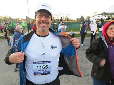 Naperville Marathon 2013