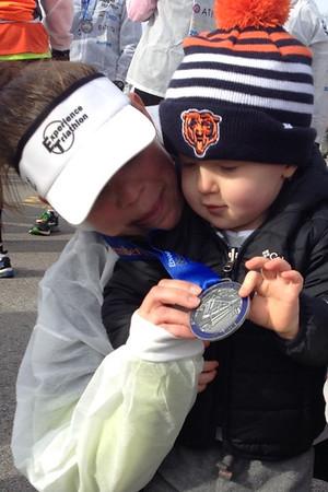 Naperville Marathon 2014