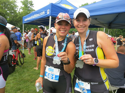 Naperville Tri 2014 presented by ET