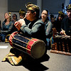 "Imade Lasmawan plays traditional Balinese music with the group Gamelan Tunas Mekar  during the ceremony.<br /> Naropa University celebrated the presidential inauguration of Charles G. Lief on Saturday at the Nalanda Campus.<br /> For  more photos and a  video of the ceremony,  go to  <a href=""http://www.dailycamera.com"">http://www.dailycamera.com</a>.<br />  Cliff Grassmick  / February 16, 2013"