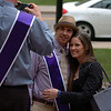 Graduate John Shields gets a photo with his fiance before the ceremony.<br /> Naropa University graduation was held at Macky Auditorium on Saturday, May 8, 2010.<br /> Cliff Grassmick / May 8, 2010